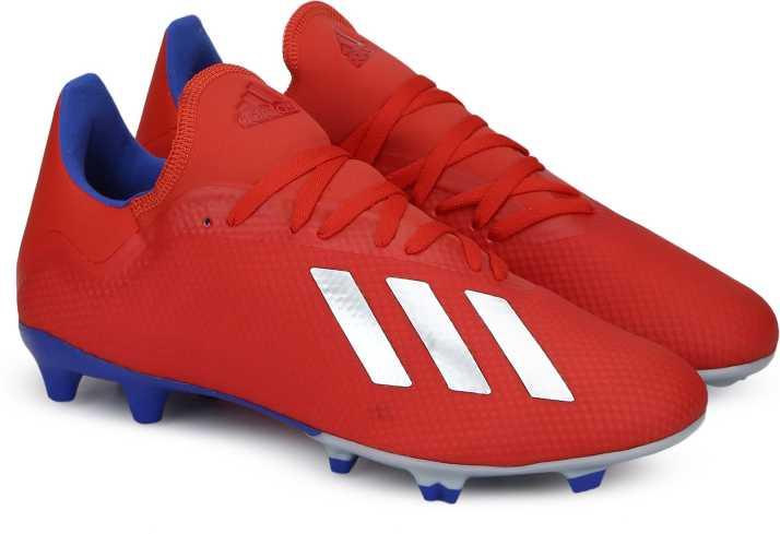 various colors d011b 645f8 ADIDAS X 18.3 FG Football Shoes For Men