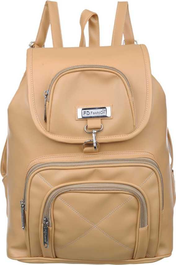 FD Fashion Soft Luggage College backpack f86b249962ed9