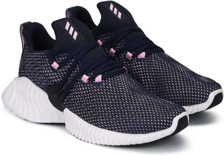 8d4e01193f3 ADIDAS ALPHABOUNCE INSTINCT W Running Shoes For Women - Buy ADIDAS  ALPHABOUNCE INSTINCT W Running Shoes For Women Online at Best Price - Shop  Online for ...
