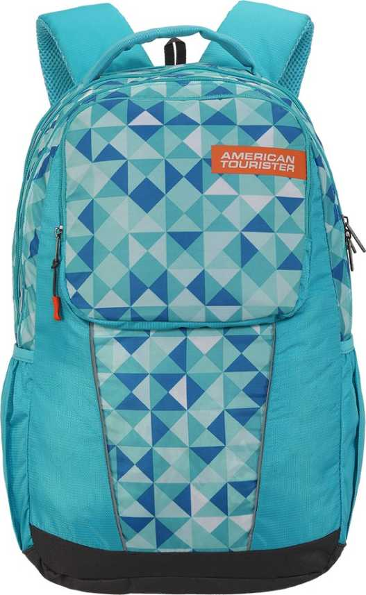 0df6280cbee American Tourister SWOODLE BACKPACK 01-S BLUE 36 L Backpack