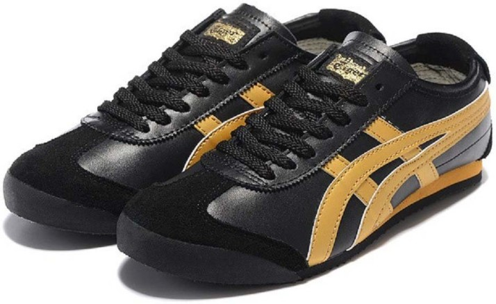 onitsuka tiger mexico 66 black and yellow 94 price