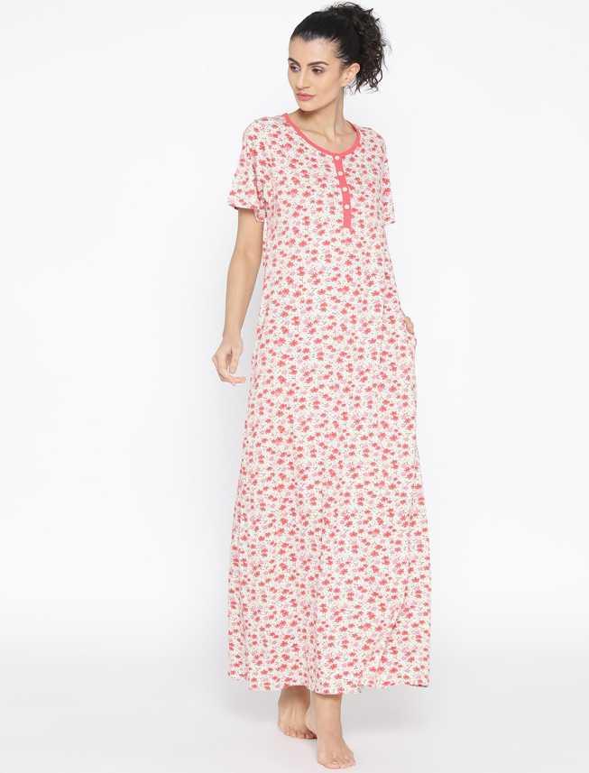Kanvin Women Nighty - Buy Kanvin Women Nighty Online at Best Prices ... 241ea0ff6