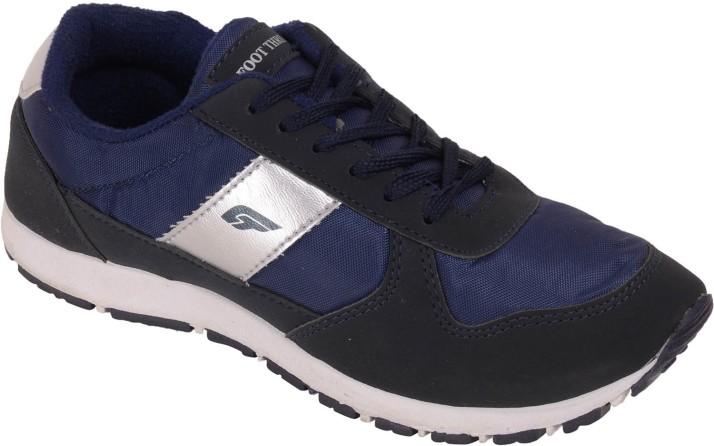 Bata Bata Men Blue Running Sports Shoes