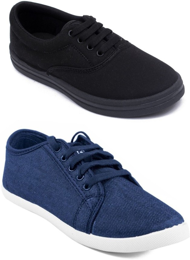 Asian Canvas Shoes For Women - Buy