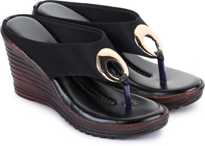 best service 9030d b1706 Negozio Women Black Wedges