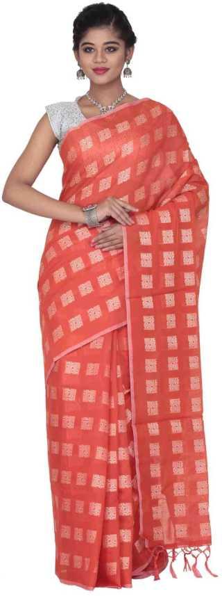 00dec16bb0 Buy KEYA SETH EXCLUSIVE Plain Fashion Silk Pink Sarees Online @ Best Price  In India | Flipkart.com
