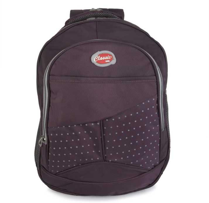 f3a92270f8 Classic Polyester School Bag