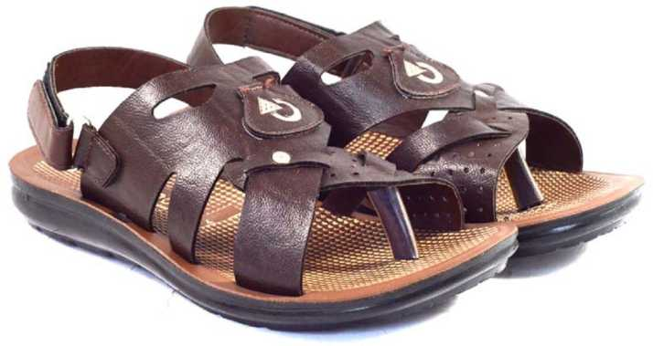 Men Pokrok Vivo001brown Men Vivo001brown Sandals Pokrok ED9I2H