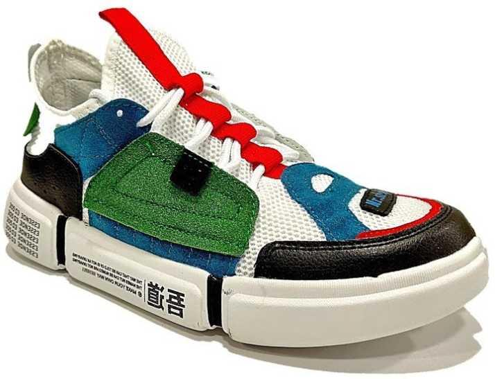 3549cabea71d Mr.SHOES 1826-1- LANDAIBAL Wade Essence 2 ACE NYFW LN013 White Line Wudao  Men Women Shoes Originals Boost Sneakers Athletic landaibal Casuals For Men  (Black ...