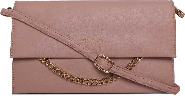 f461d0ba MIO BORSA Casual, Party Pink Clutch Pink - Price in India | Flipkart.com