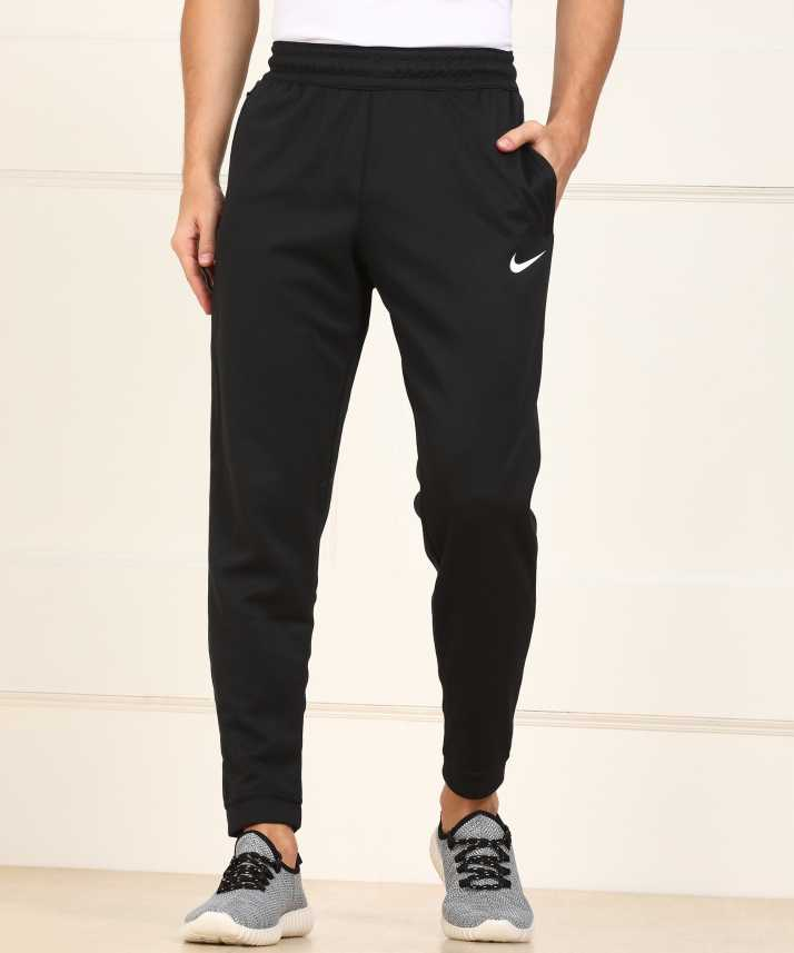 cinturón quemado Masaje  Nike Solid Men Black Track Pants - Buy Nike Solid Men Black Track Pants  Online at Best Prices in India | Flipkart.com
