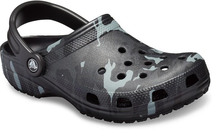 Crocs Men Black Clogs - Buy Crocs Men