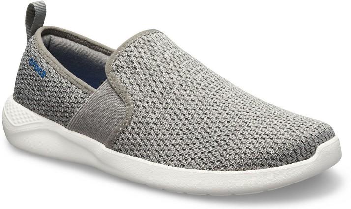 DEK Ladies Super light Memory Foam Casual Slip On Shoes Black or Grey Sizes 3-9