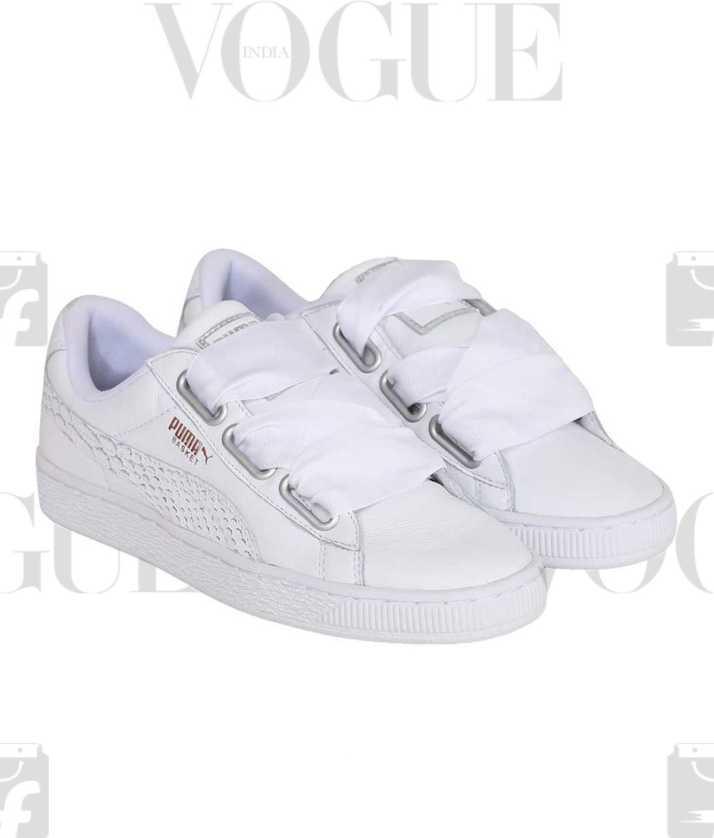 meet ca3e2 ca8cd Puma Basket Heart Oceanaire Wn s Sneakers For Women - Buy ...