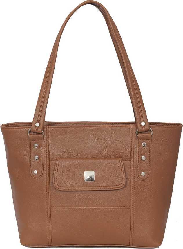 058c753d2804 Janta Women Brown Shoulder Bag