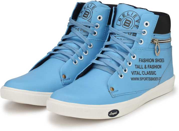 believe high top Sneakers for men High Tops For Men - Buy believe