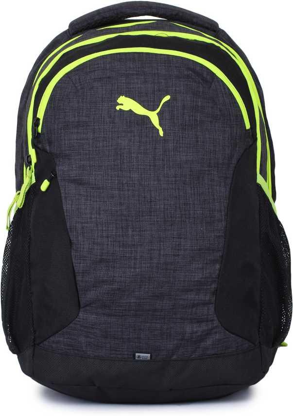 e26a66b0b2 Puma Unisex Prop 23 L Laptop Backpack Black - Price in India ...