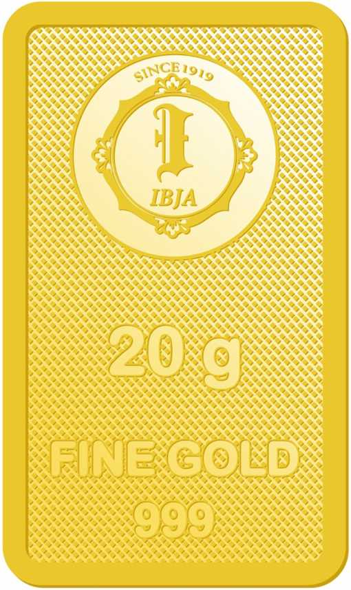 Ibja Gold Investment 24 999 K 20 G