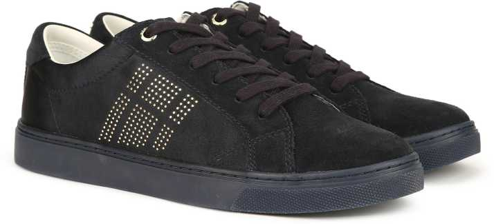 fac21b0fc29fa Tommy Hilfiger SPARKLE SATIN ESSENTIAL SNEAKER Sneakers For Women - Buy Tommy  Hilfiger SPARKLE SATIN ESSENTIAL SNEAKER Sneakers For Women Online at Best  ...