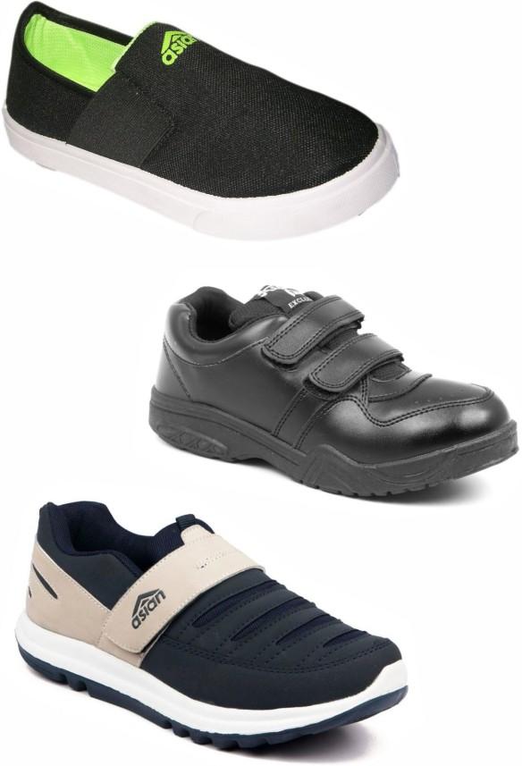 Asian Boys Slip on Running Shoes Price