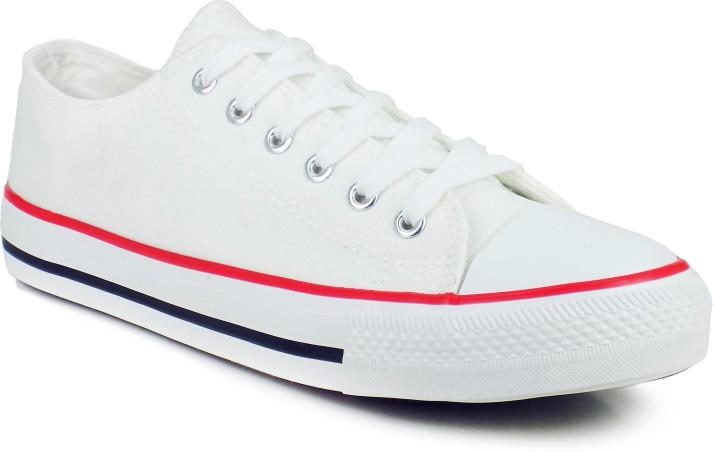 Dockstreet Footzie Series Canvas Shoes