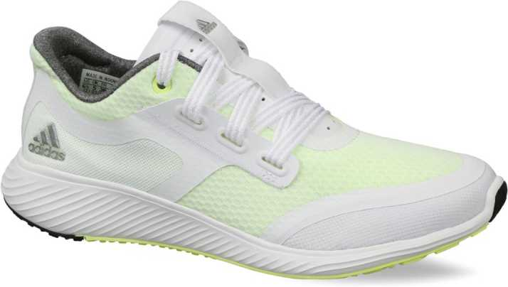 huge selection of a2ef1 87c65 ADIDAS EDGE LUX CLIMA 2 W Running Shoes For Women (White)