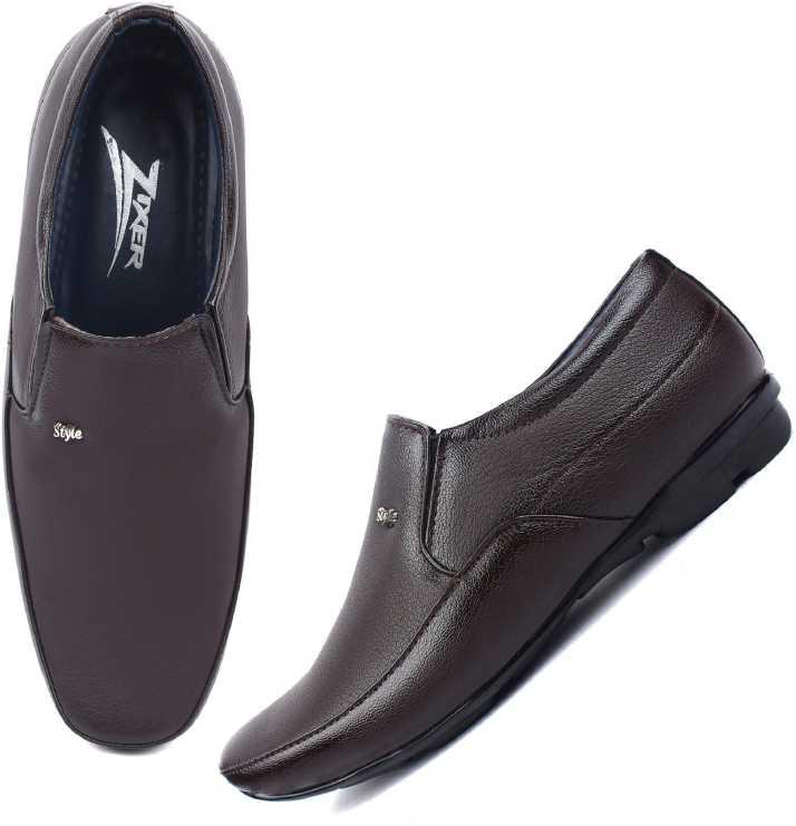 Zixer Office Shoes Slip On For Men