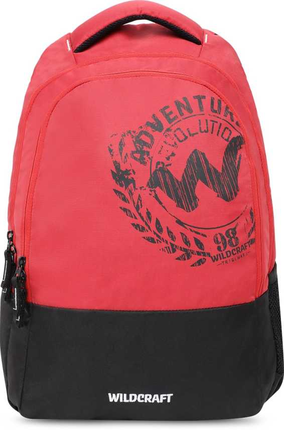 90746e304d0c Wildcraft Spirit 29 L Laptop Backpack Red - Price in India | Flipkart.com