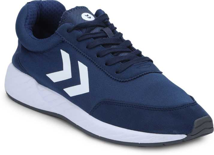 size 40 333aa b6592 HUMMEL Legend Retro Blue Unisex Sneakers For Men - Buy ...