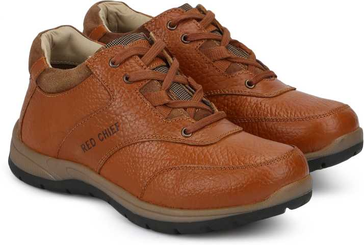 Red Chief RC3421 107 Casuals For Men - Buy Elephant Tan Color Red ...