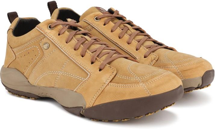 Woodland Outdoor Shoe For Men - Buy