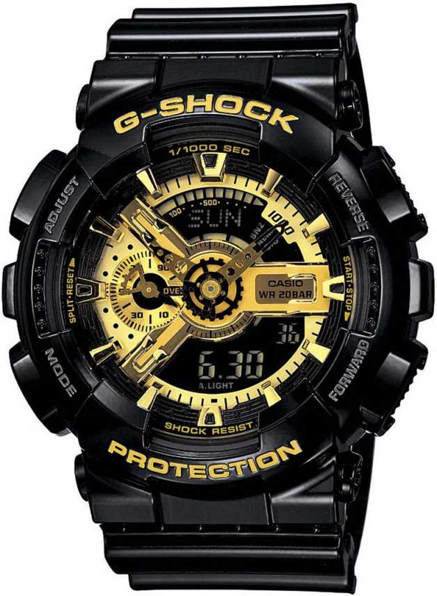 d452c522b Casio G339 G-Shock Analog-Digital Watch - For Men - Buy Casio G339 G-Shock  Analog-Digital Watch - For Men G339 Online at Best Prices in India