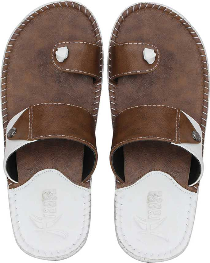 8fca58197 Kraasa Men Synthetic Leather Chappal (Camel) Slippers - Buy Kraasa Men  Synthetic Leather Chappal (Camel) Slippers Online at Best Price - Shop  Online for ...
