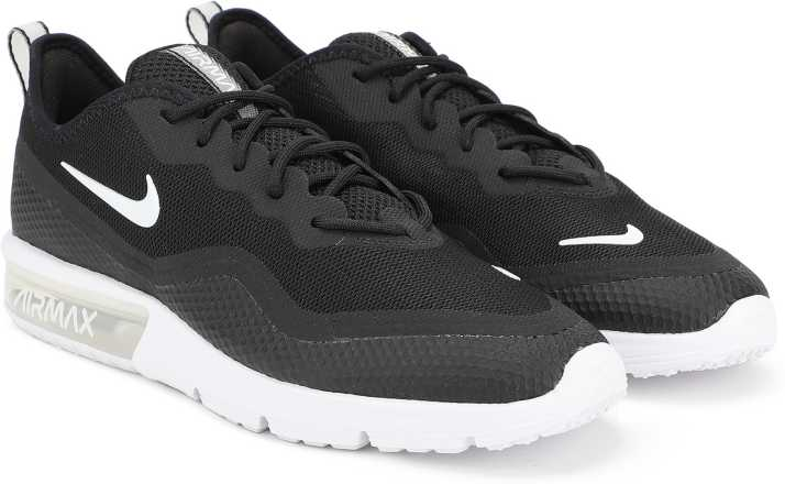 aaecb213eda41 Nike AIR MAX SEQUENT 4.5 Running Shoes For Men - Buy Nike AIR MAX SEQUENT  4.5 Running Shoes For Men Online at Best Price - Shop Online for Footwears  in ...
