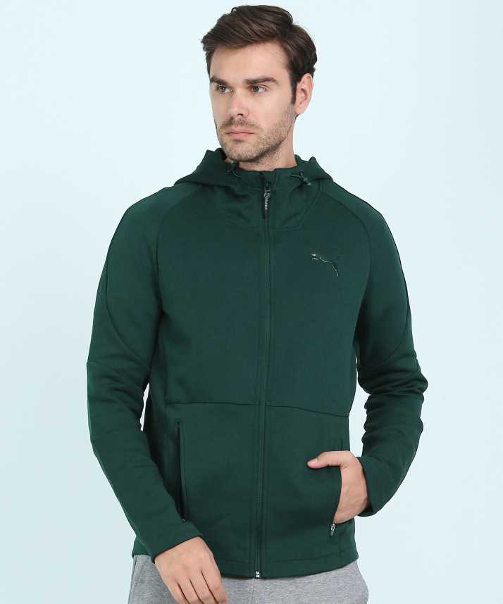 f0c06014 Puma Full Sleeve Solid Men Jacket