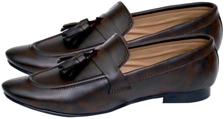 mens designer tassel loafers