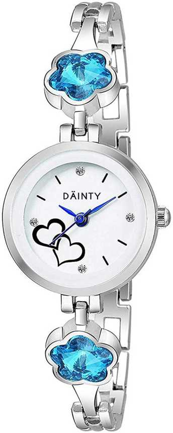 8b98d989b ON OFFER. ADD TO CART. BUY NOW. Home · Watches · Wrist Watches · Dainty  Wrist Watches. Dainty Quartz Movement Analogue Multicolour Dial Women's ...