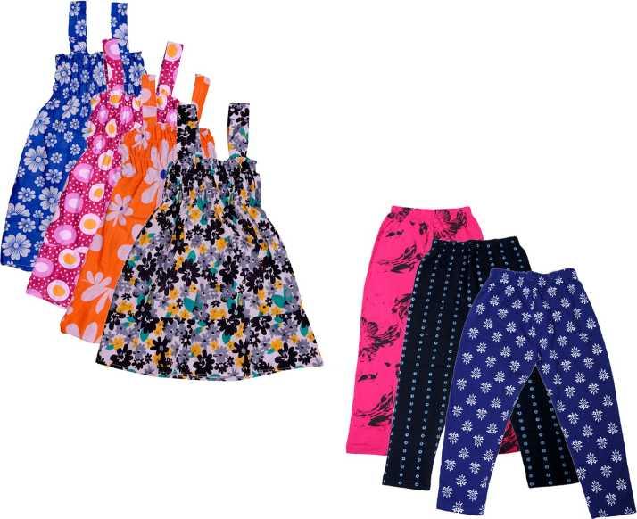 Indiweaves Girls Casual Legging Dress Price In India Buy Indiweaves Girls Casual Legging Dress Online At Flipkart Com