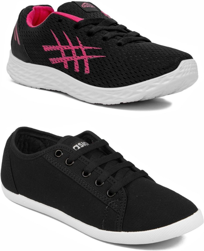 Asian Multicolor Casual Shoes,Running