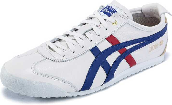 purchase cheap 0aedb 6679d Onitsuka Tiger Mexico 66 White Blue Limited edition Sneakers For Men