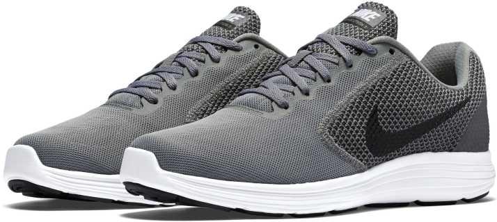 Nike REVOLUTION 3 Running Shoes For Men