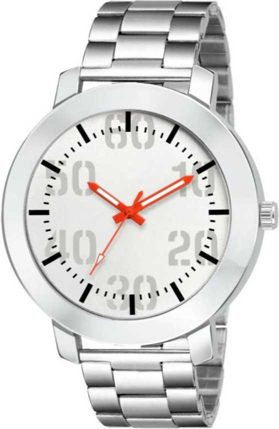 FASHION POOL FADED DIAL DESIGNER SILVER COLOR METAL BELT WATCH ROUND  ANALOGUE DIAL NEW ARRIVAL FAST SELLING TRACK DESIGNER UNIQUE WATCH FOR