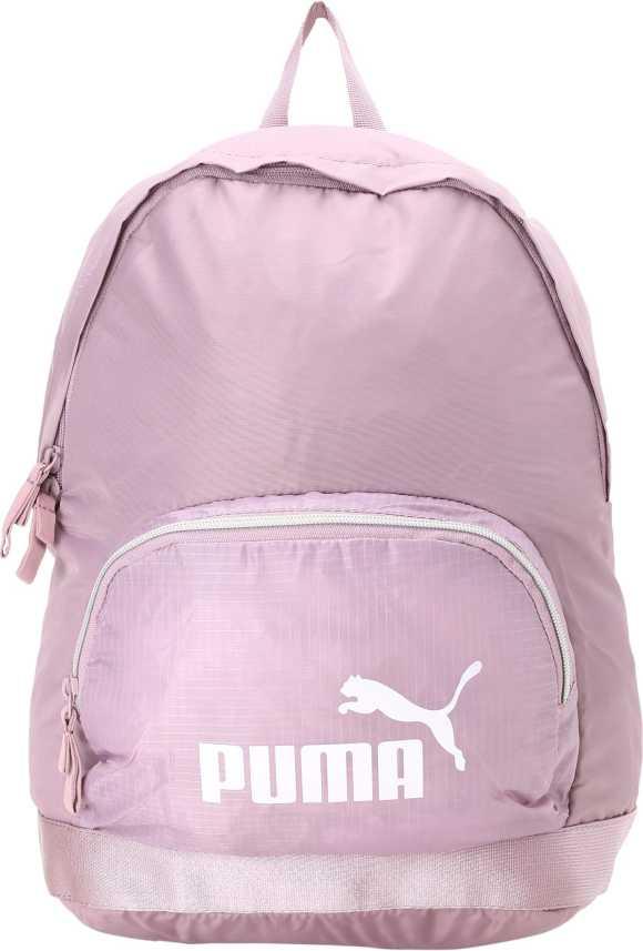 8c57da0f0423 Puma WMN Core Seasonal Backpack 19 L Backpack Elderberry - Price in ...