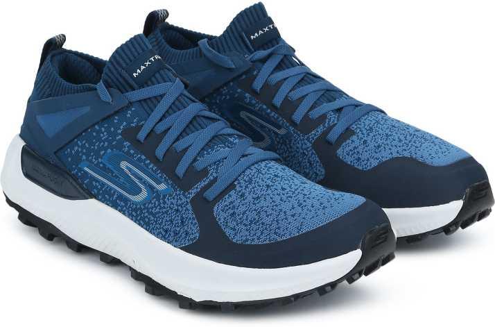 descuento especial Calidad superior paquete elegante y resistente Skechers GO RUN MAX TRAIL 5 ULTRA Running Shoes For Men - Buy ...