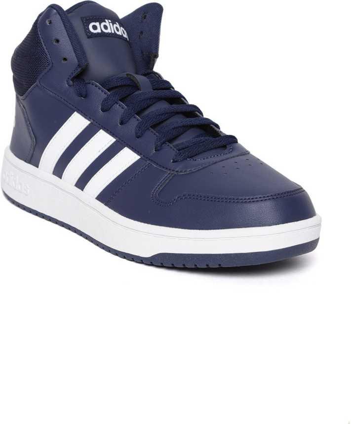 adidas high shoes men