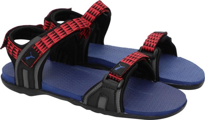 Puma Men Blue Sandals - Buy Puma Men