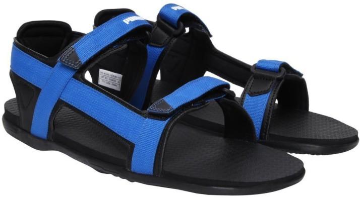 Puma Men Black Sandals - Buy Puma Men