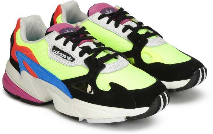 ADIDAS ORIGINALS FALCON W Running Shoes For Women Buy