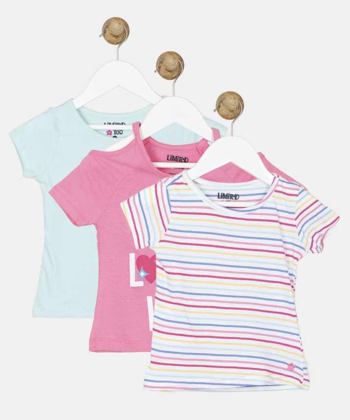 Limited Too Baby Girls 2 Pack Shirt