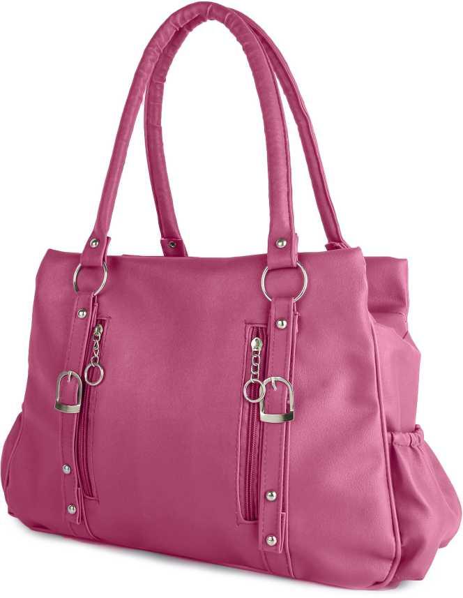 deb8be33177 Buy Urban Trend Women Pink Shoulder Bag Rani Online @ Best Price in India |  Flipkart.com